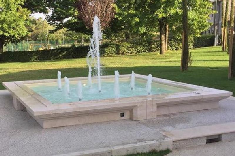 Intallazione impianti di irrigazione fontana