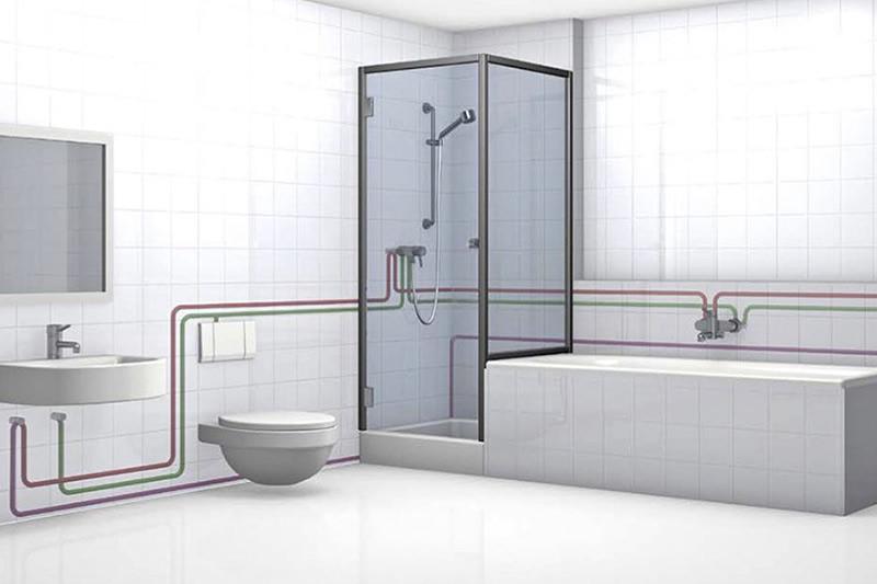 Installazione impianti idrici abitazione
