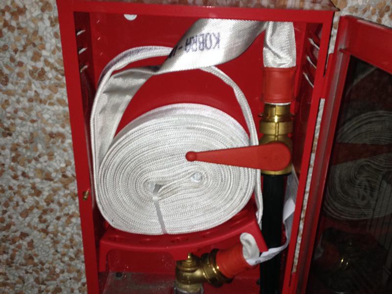 Impianto antincendio Vichi Srl