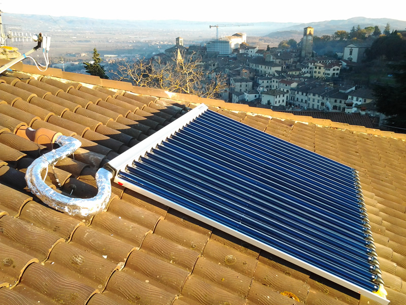 Installazione pannelli solari Vichi Srl