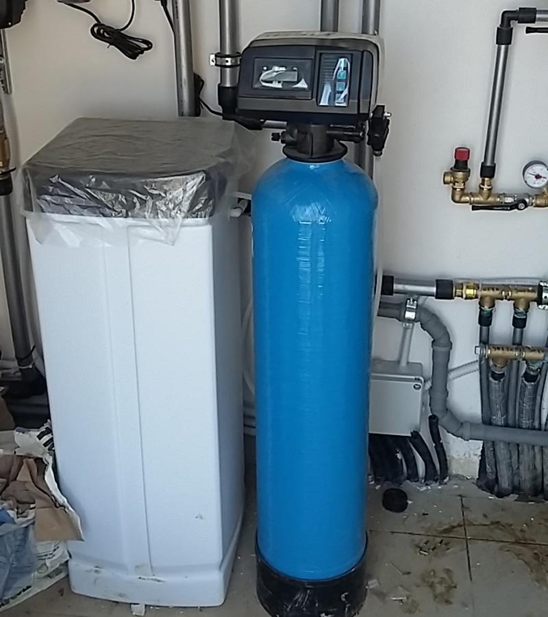 Impianto trattamento acqua potabile