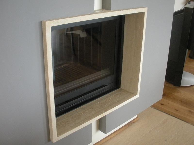 Riscaldamento abitazione con caldaia a biomasse