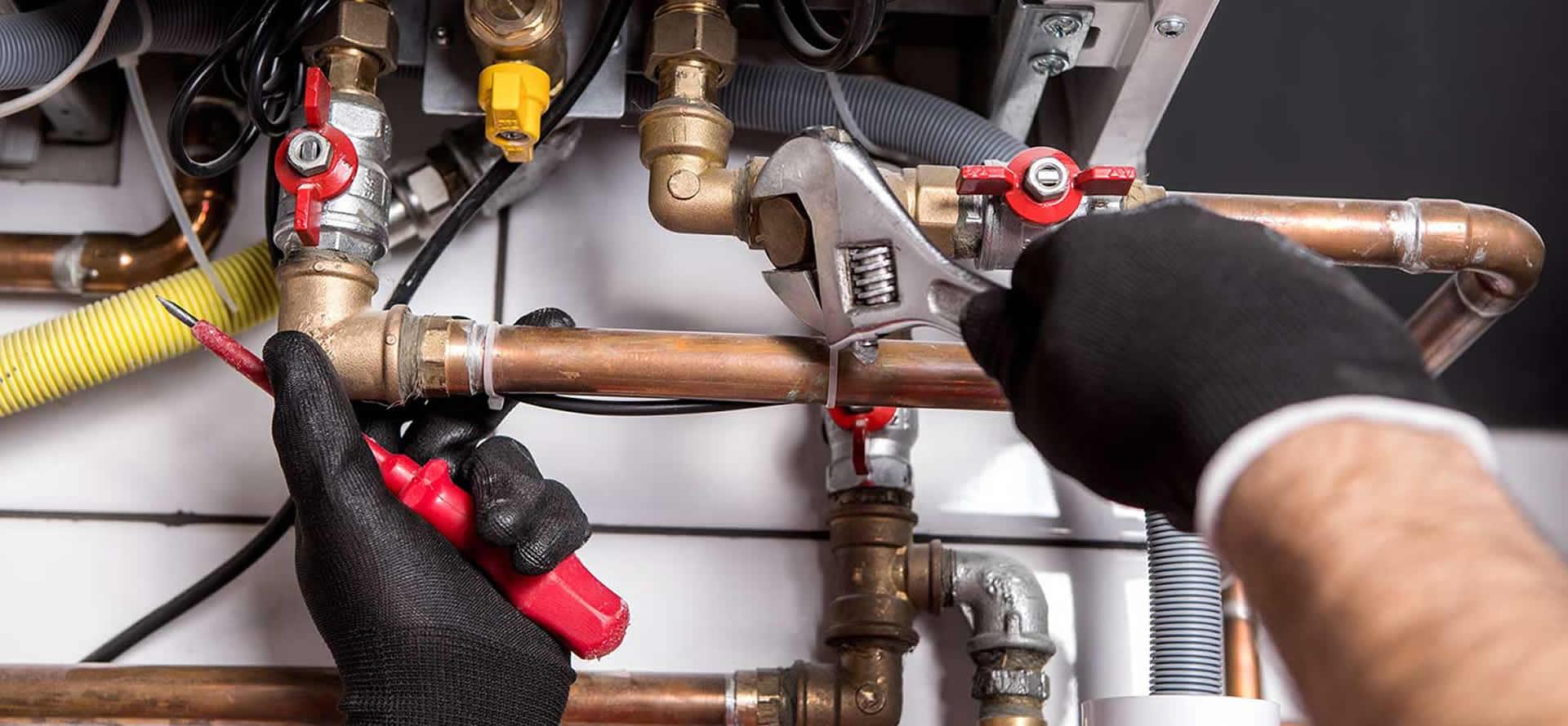 Installazione sanitari e impianti idrici